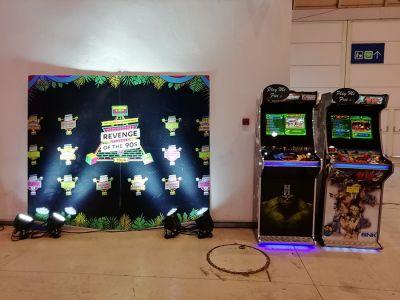 Arcades Revenge 90'