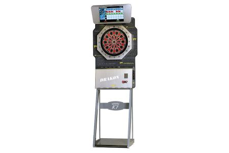 Máquina de dardos ou setas, arrows, darts machine
