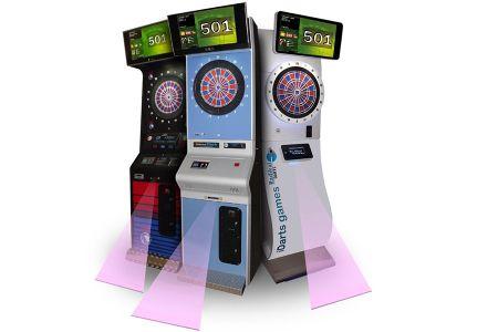 Máquinas de Setas ou Dardos electrónicos