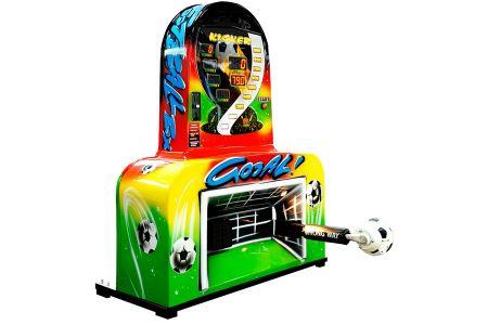 Máquina de Futebol, soccer machine