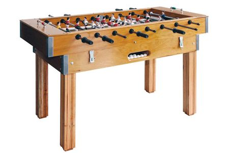 Mesa de Matraquilhos, soccer table machine