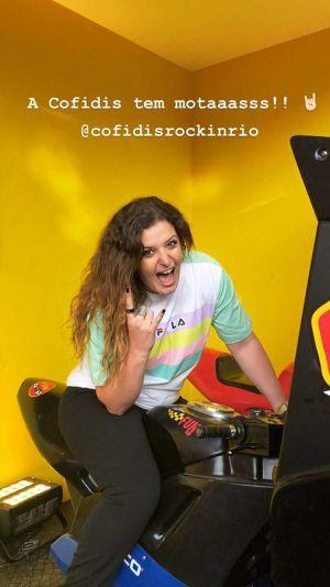 Motas No Rock In Rio