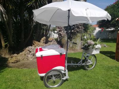 carrinho de gelados
