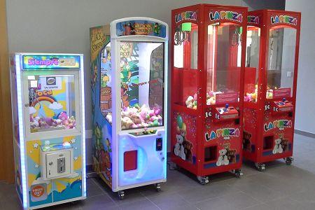 Máquinas tipo Grua