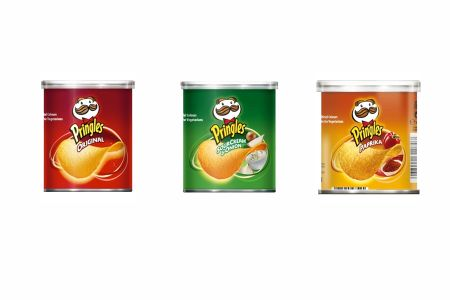 Aperitivos Pringles