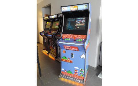 Máquinas de Jogos